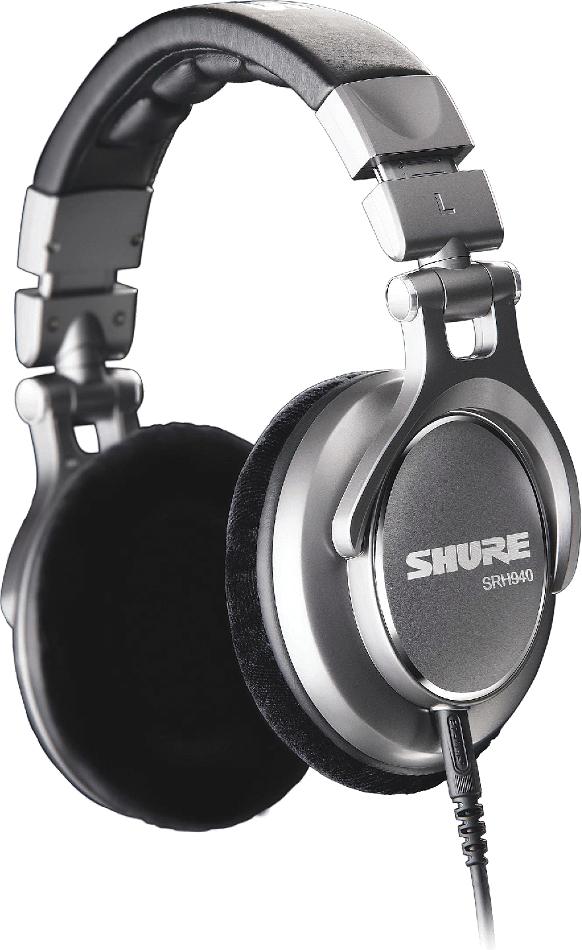 High-Fidelity Headphone Bundle with SRH940 Headphones and uDAC3 Mobile DAC