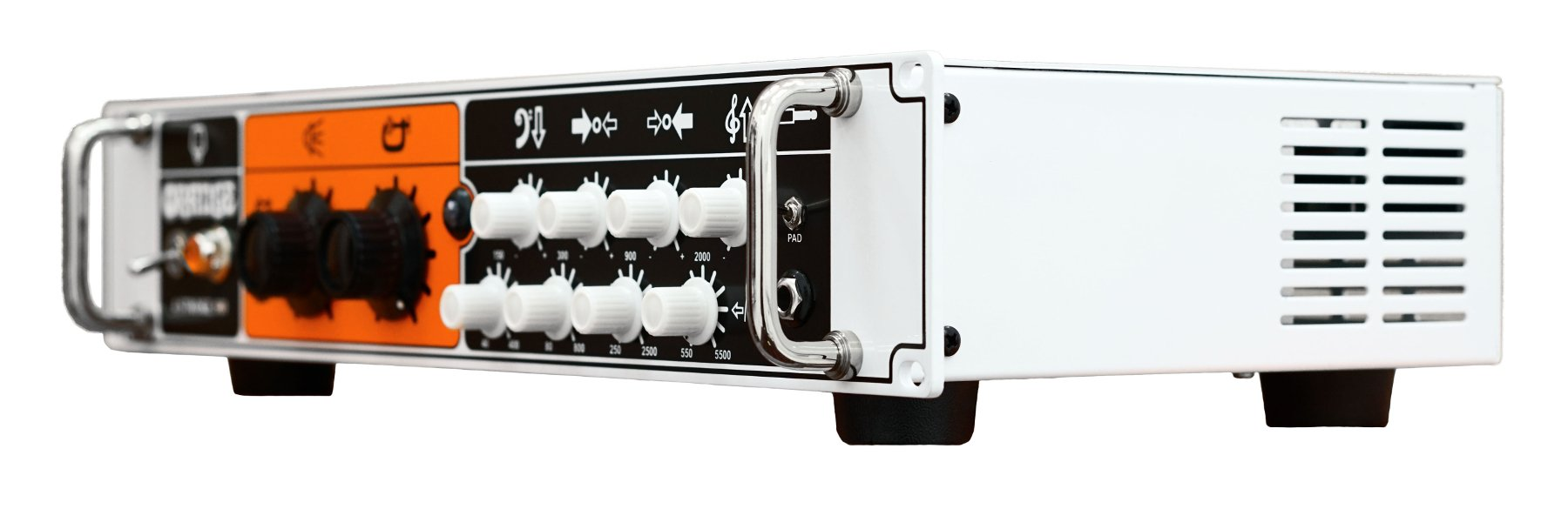 300 Watt Solid State Bass Amplifier Head, Rackmountable