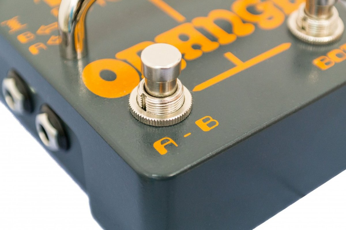 Buffered ABY Amp Switcher