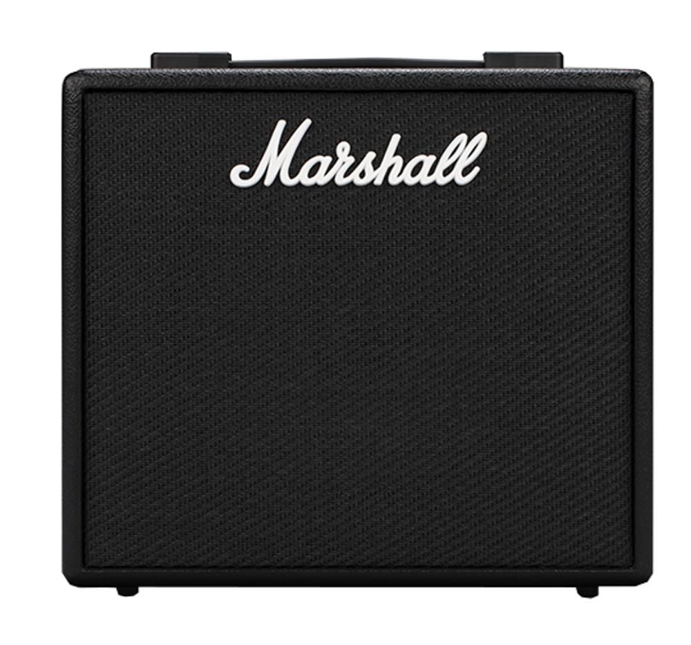 marshall amplification code 25 25 watt combo amplifier with 10 speaker full compass. Black Bedroom Furniture Sets. Home Design Ideas