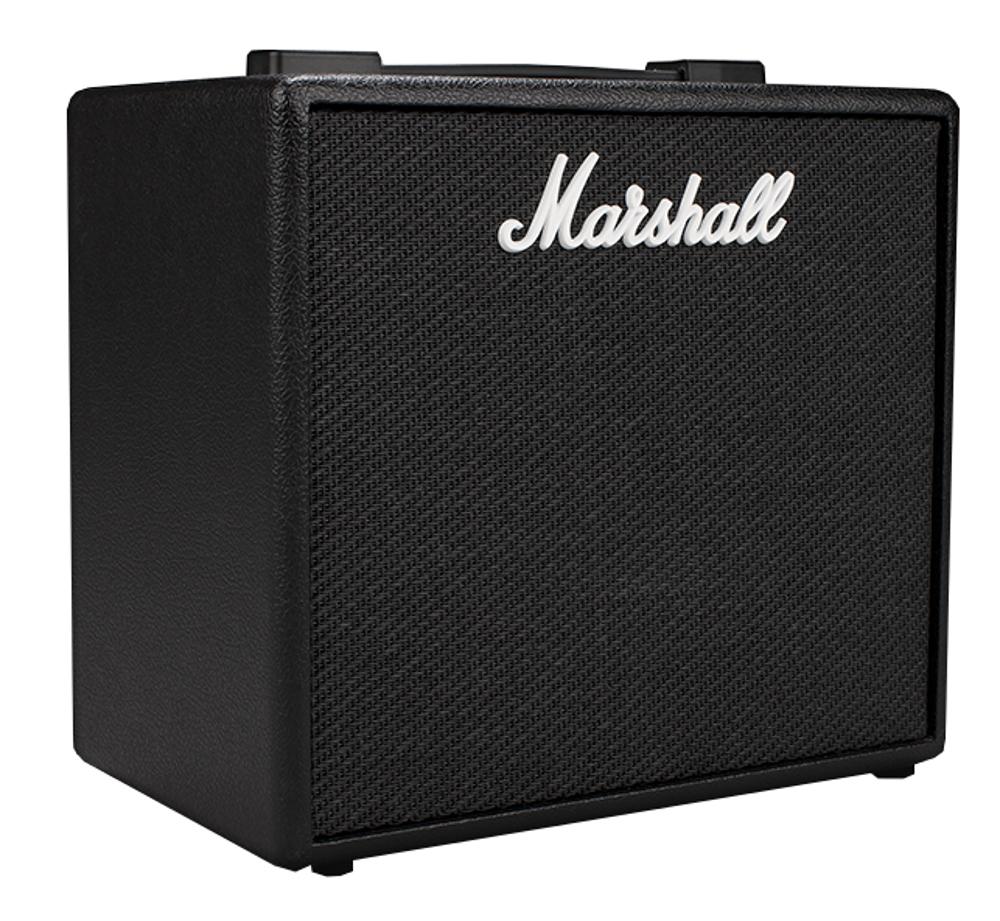 """Marshall Amplification CODE 25 25 Watt Combo Amplifier with 10"""" Speaker M-CODE25-U"""