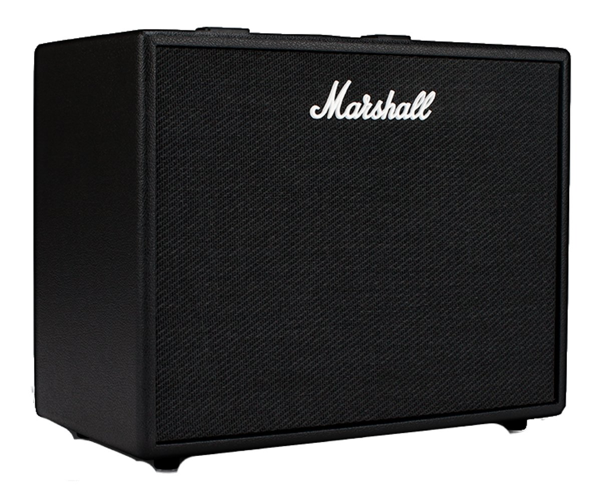 "50 Watt Combo Amplifier with 12"" Speaker"