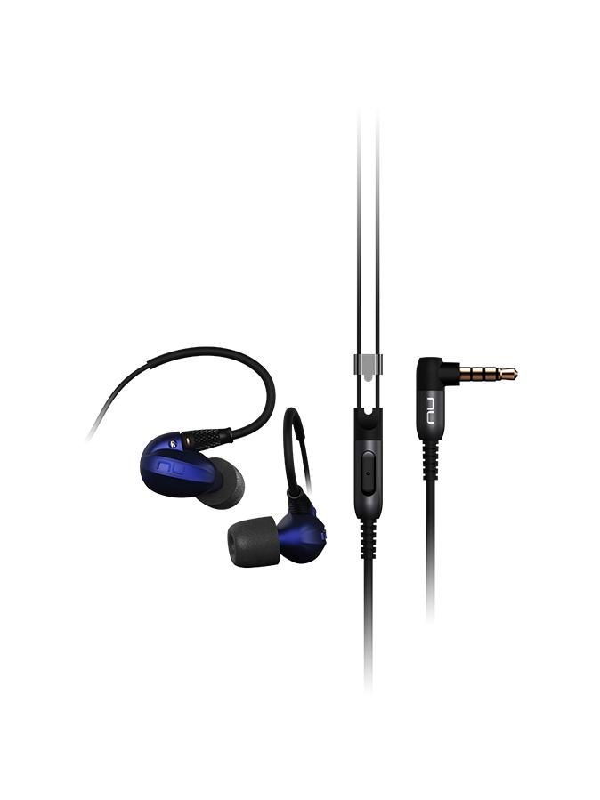 NuForce Series Dual Balanced Armature Driver In-Ear Headphones