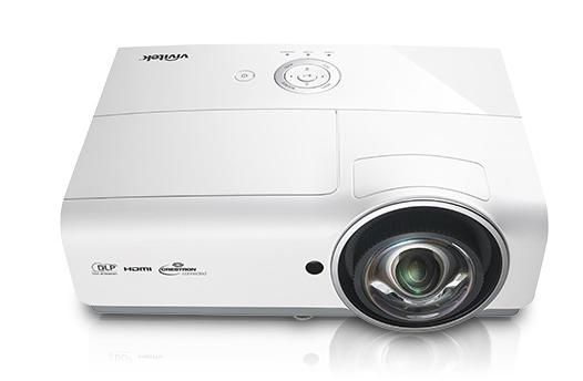 3600lm WXGA DLP Projector
