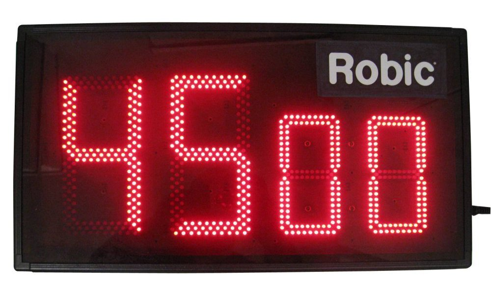 "Bright View 6"" LED Display Timer"