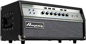 300W 70s-Era Vintage Reissue Tube Bass Amplifier Head