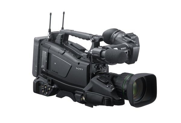 XAVC 2/3 Pro Memory w/Canon 20x Manual Focus Lens