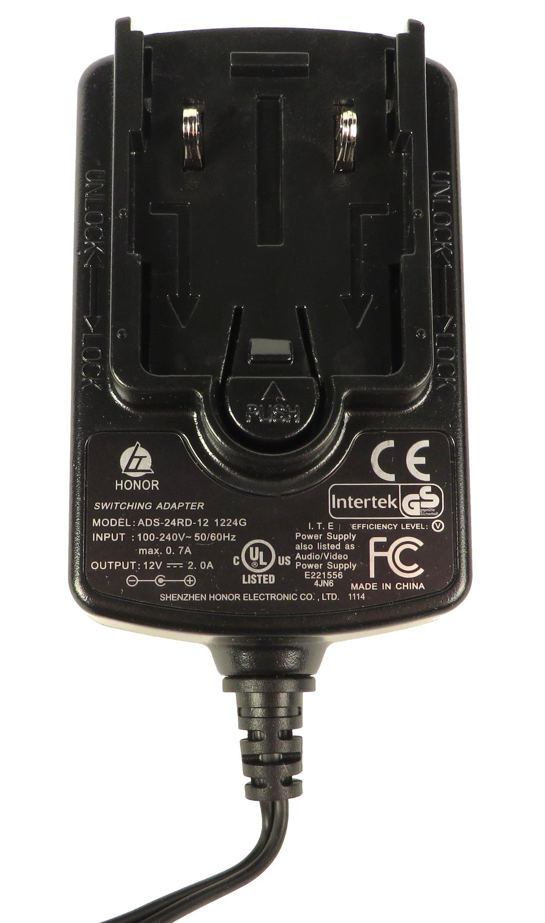 Power Supply for TP-104HD