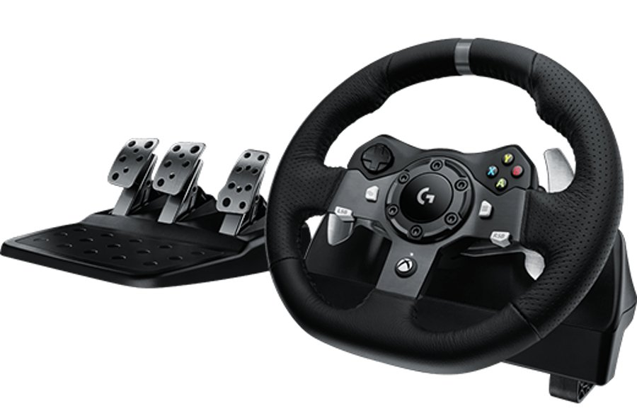 Racing Wheel for Xbox One and PC