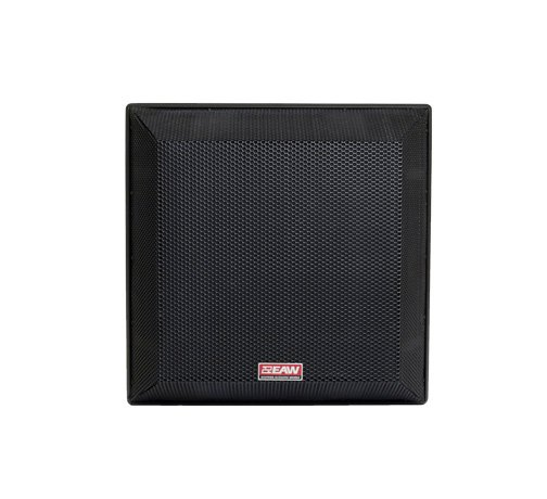 2-Way Trapezoidal Speaker, Black