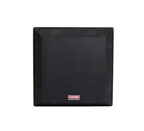 2-Way Trapezoidal Speaker, Black