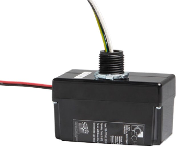 Echo Station Power Supply with Knockout Mount