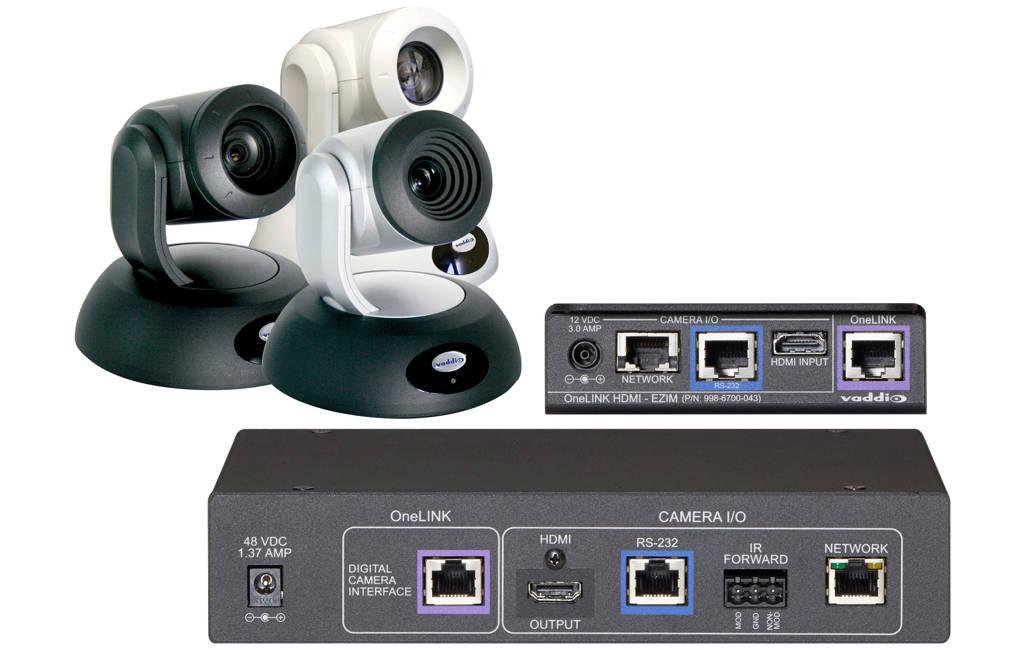 Vaddio OneLINK HDMI RoboSHOT Cameras 999-9590-000