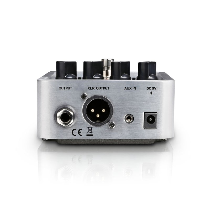 Palmer PEPAMP-MKII Pocket Amplifier With Balanced XLR And Unbalanced 6.35 MM Outputs PEPAMP-MKII