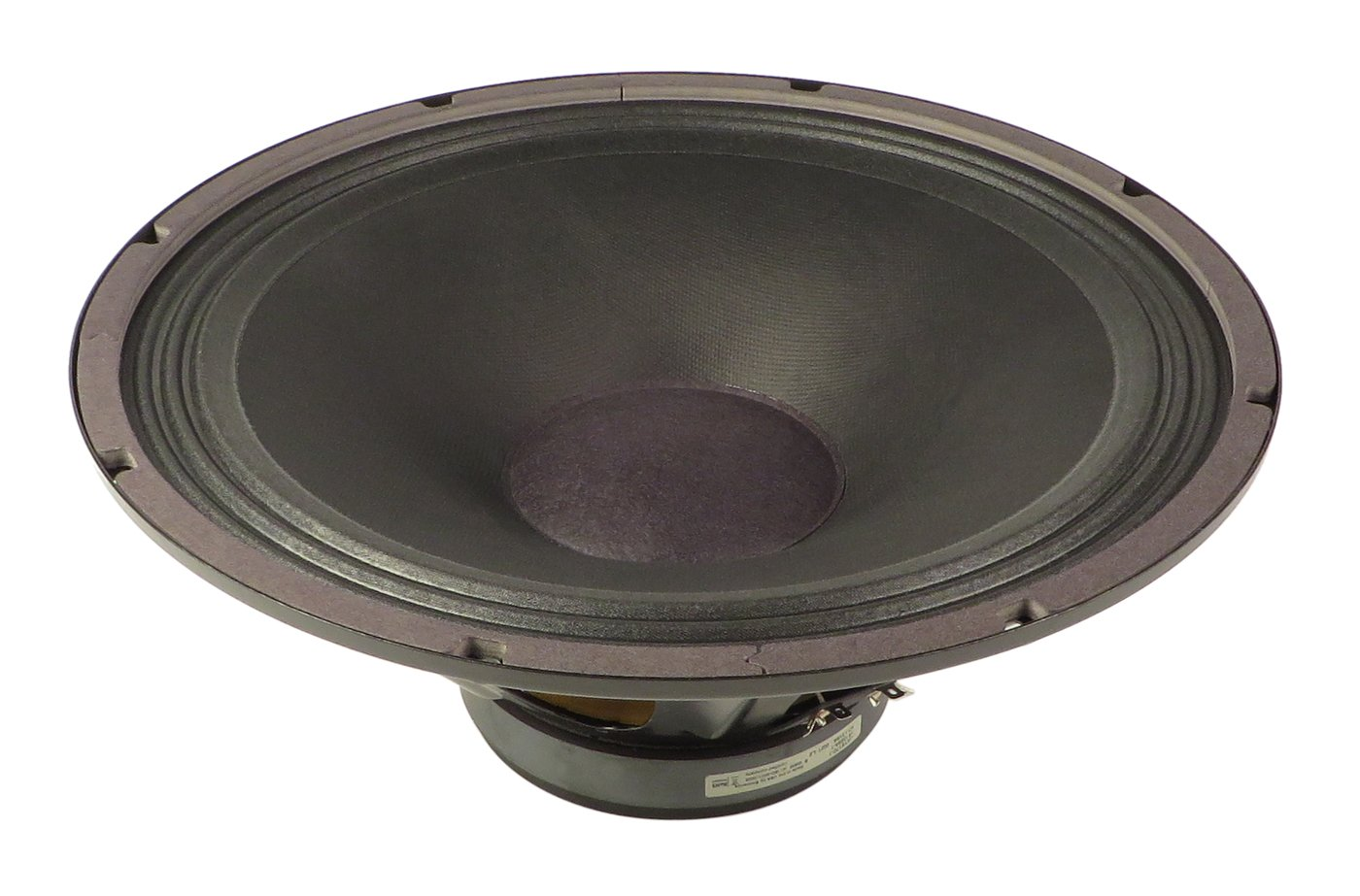 Woofer for BR15 and BR15M
