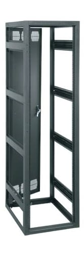 """27"""" Deep, 45 RU BGR-SA Series Rack Enclosure in Black"""