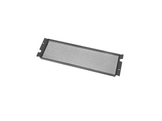 3RU Perforated Security Cover