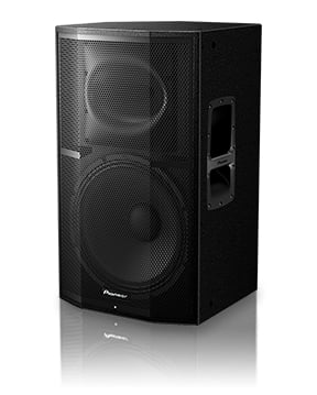15-Inch Two-Way Full Range Speaker