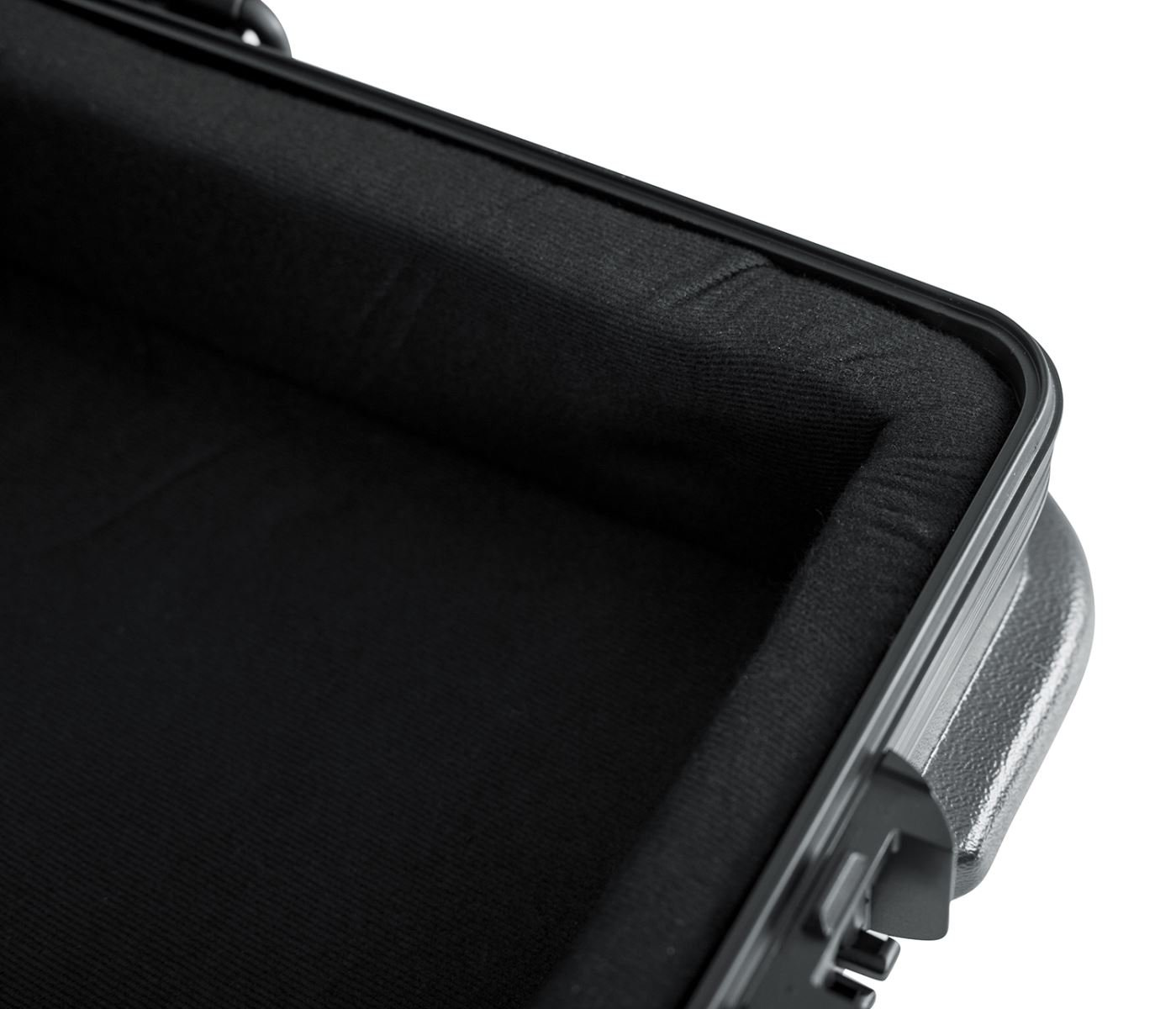 "ATA Molded Utility Case with Diced Foam Interior, 19""x19""x7"""