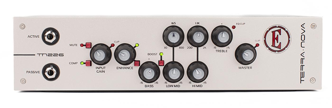 225W Bass Amp Head, 4 Ohms