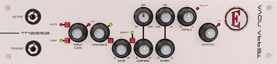 """225 Watt Bass Combo Amplifier, 2x10"""""""