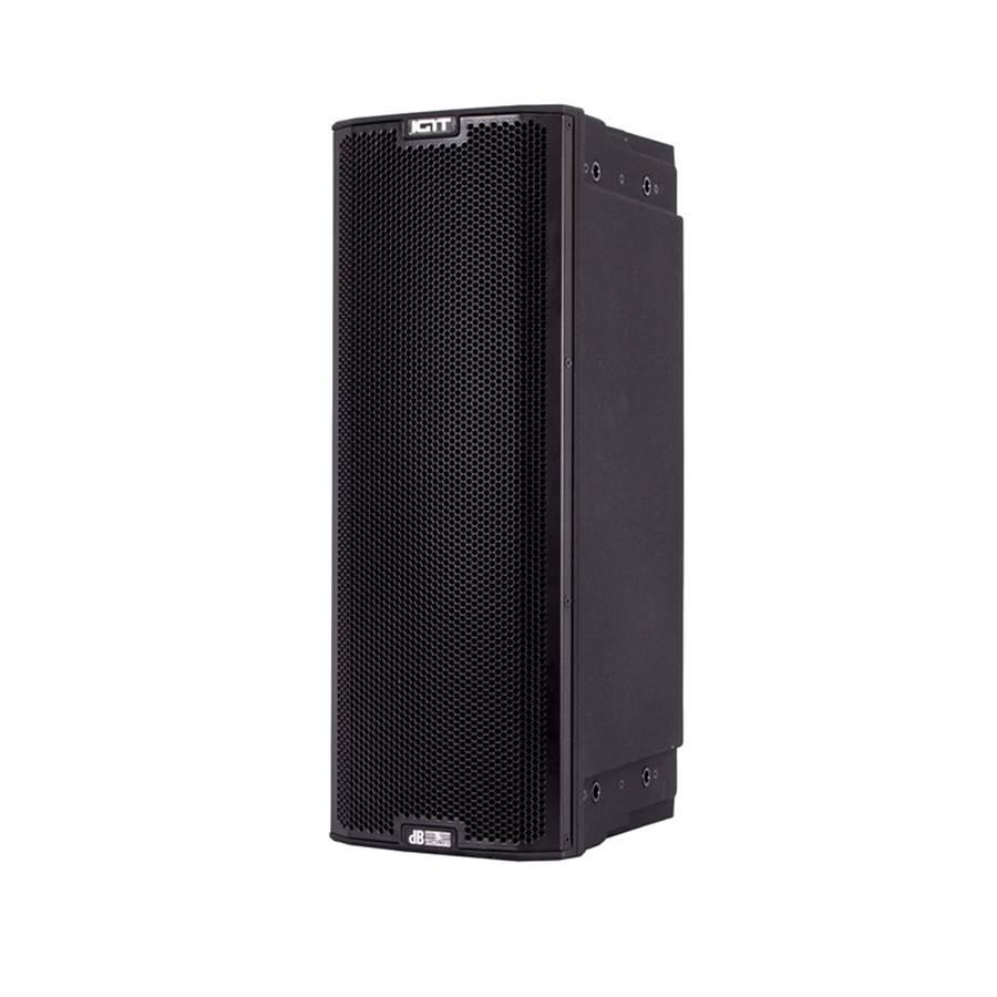 2-way Powered Column Array Speaker, 400 Watt