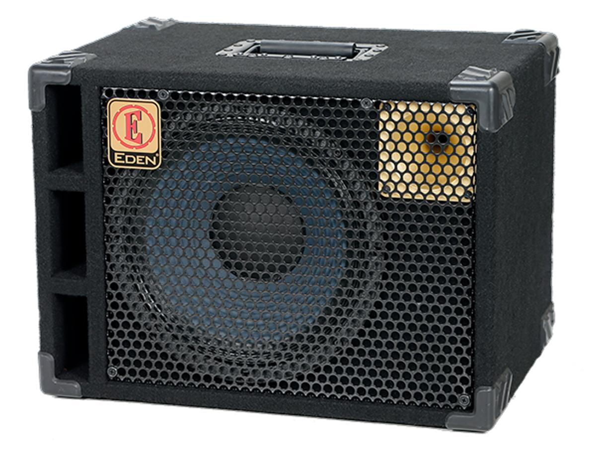 """600 Watt Bass Speaker Cabinet, 8 Ohm, 4x10"""""""