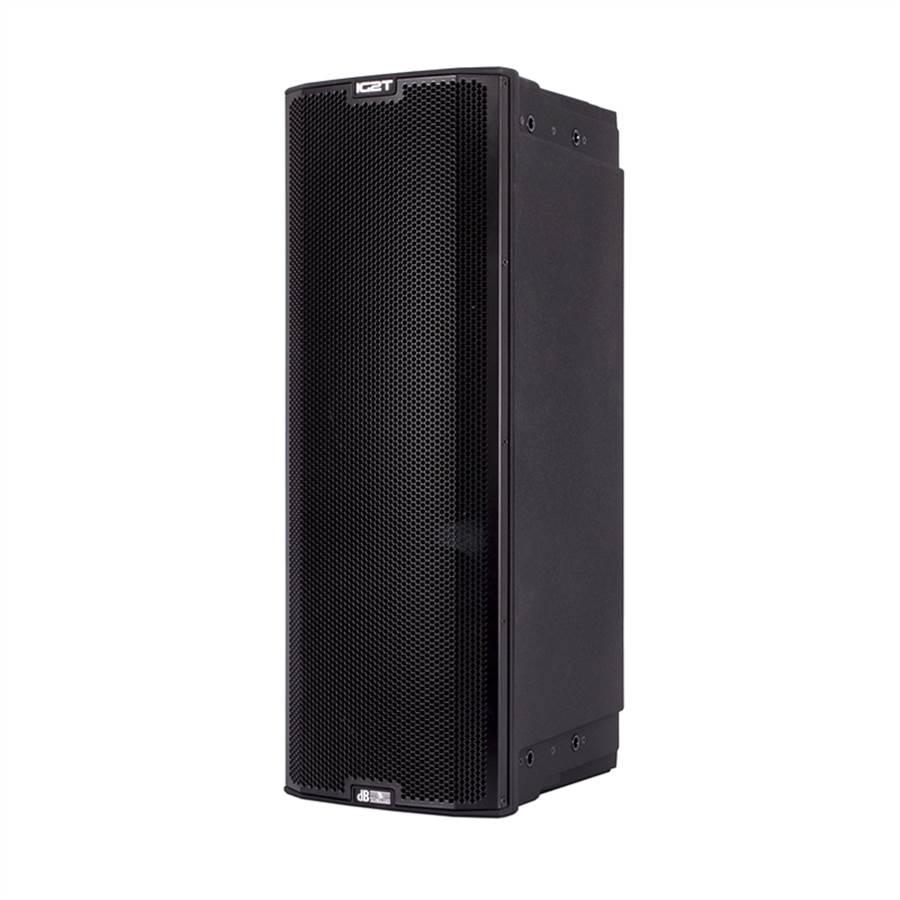 2-way Active Speaker, Powered Column Array, 400 Watt