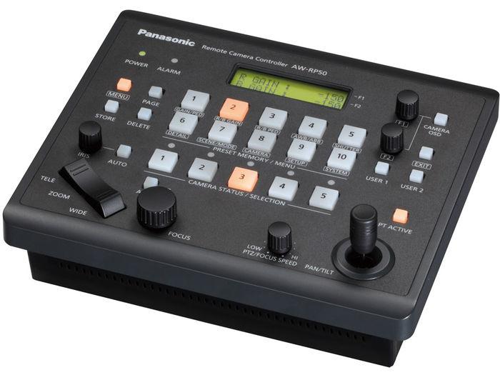 Panasonic AWRP50NJ Remote Pan/Tilt Camera Controller   Full