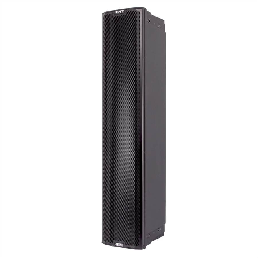 2-Way Active Speaker, Powered Column Array, 1800 Watt