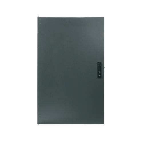 12RU Solid Front/Rear Door for Essex Series Racks