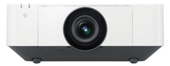 6000 Lumens WUXGA Projector in White
