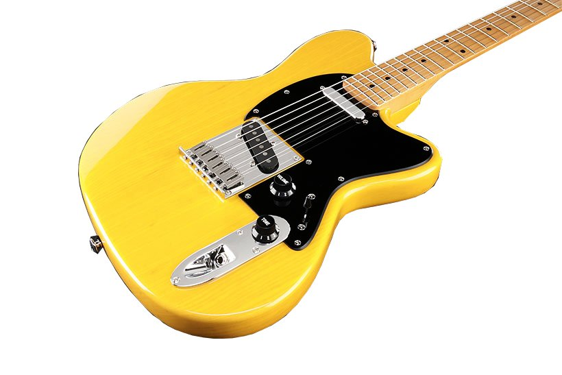 Talman Prestige Electric Guitar with Ash Body and Maple Fretboard