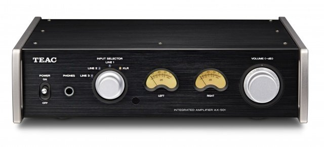 Stereo Integrated Amplifier