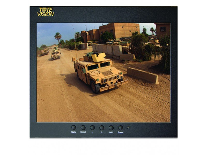 """9.7"""" LCD 3D Monitor with Comb Filter"""