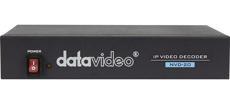 IP Video Decoder