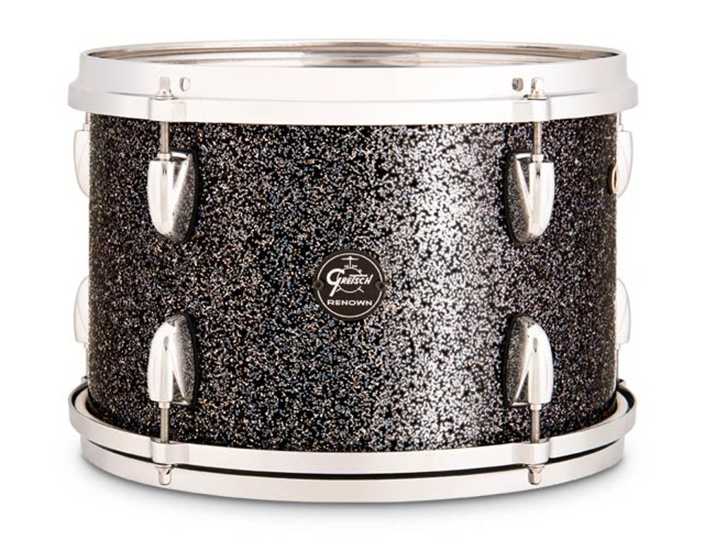 5-Piece 7-Ply Maple Shell Pack with Blue Metal Finish