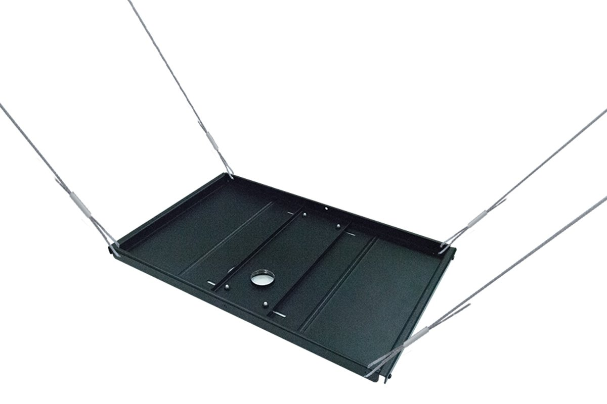Heavy Duty False Ceiling Plate for Projectors or Displays up to 125 lbs
