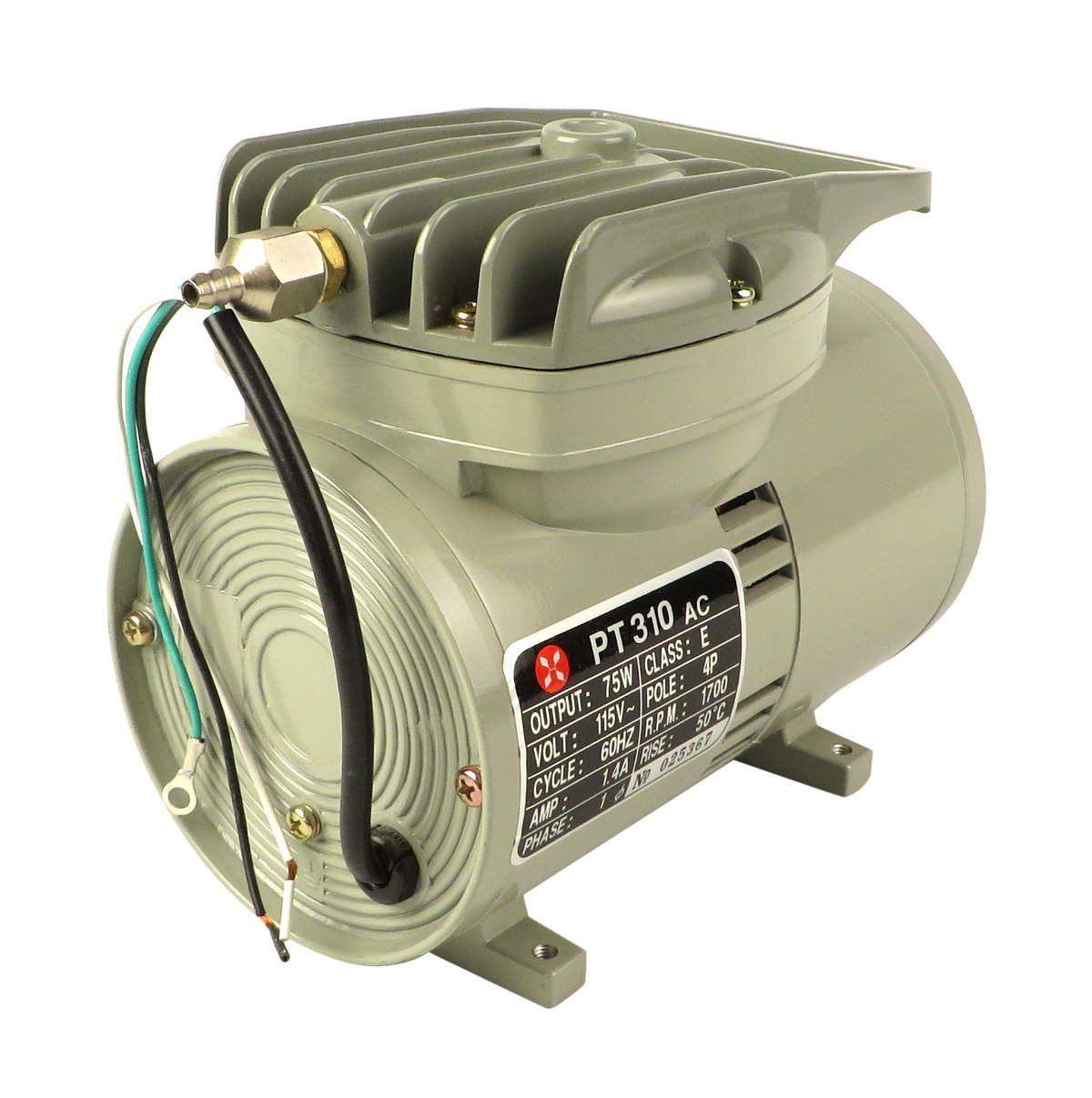 Compressor for ADJ Haze Generator