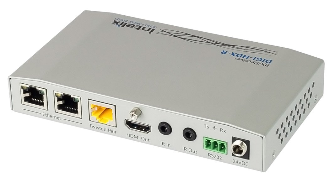 90m HDBaseT HDMI/Ethernet/RS232/IR Receiver