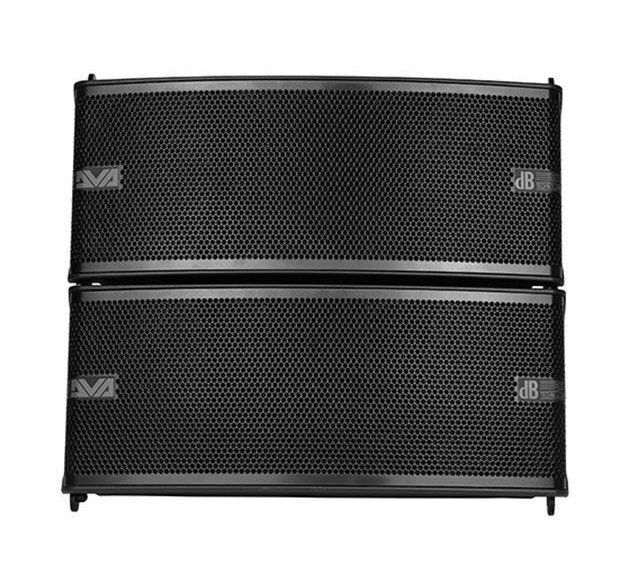 DB Technologies DVA-M2M+M2S  Line Array Module And 2-Way Slave Line Array Module DVA-M2M+M2S