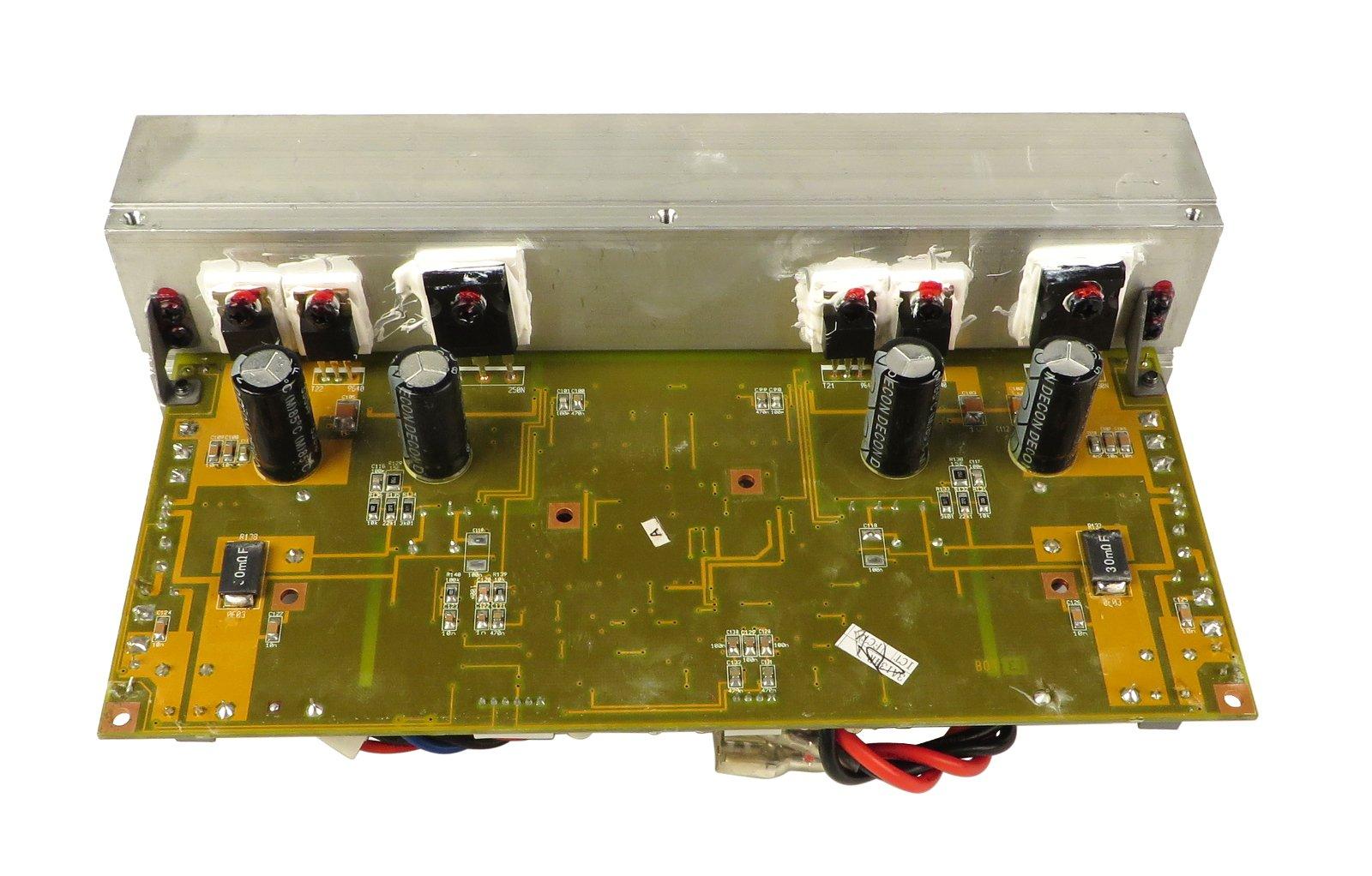 Amp PCB for HCA 2400