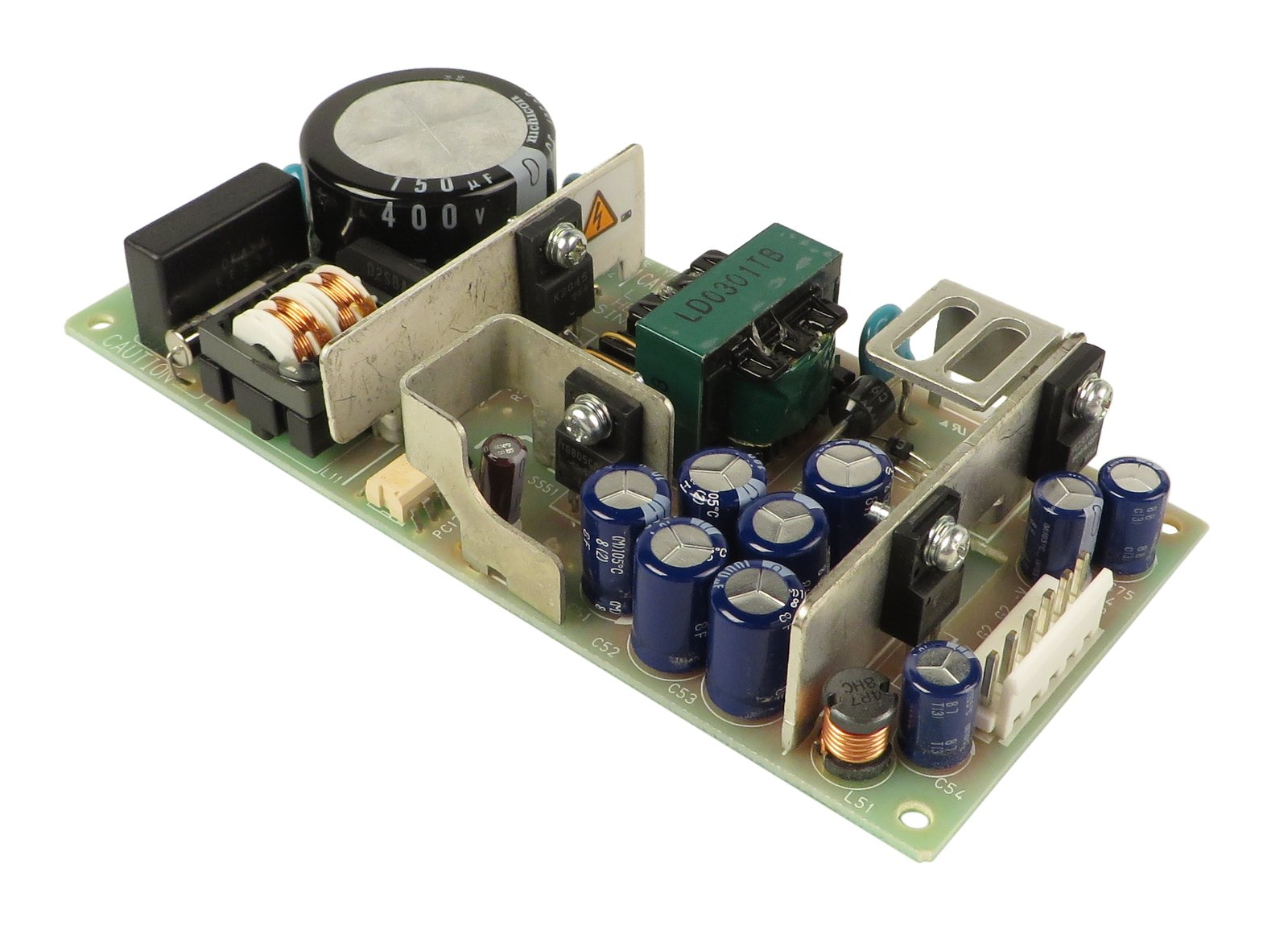 Power Supply PCB Assembly for S90 ES