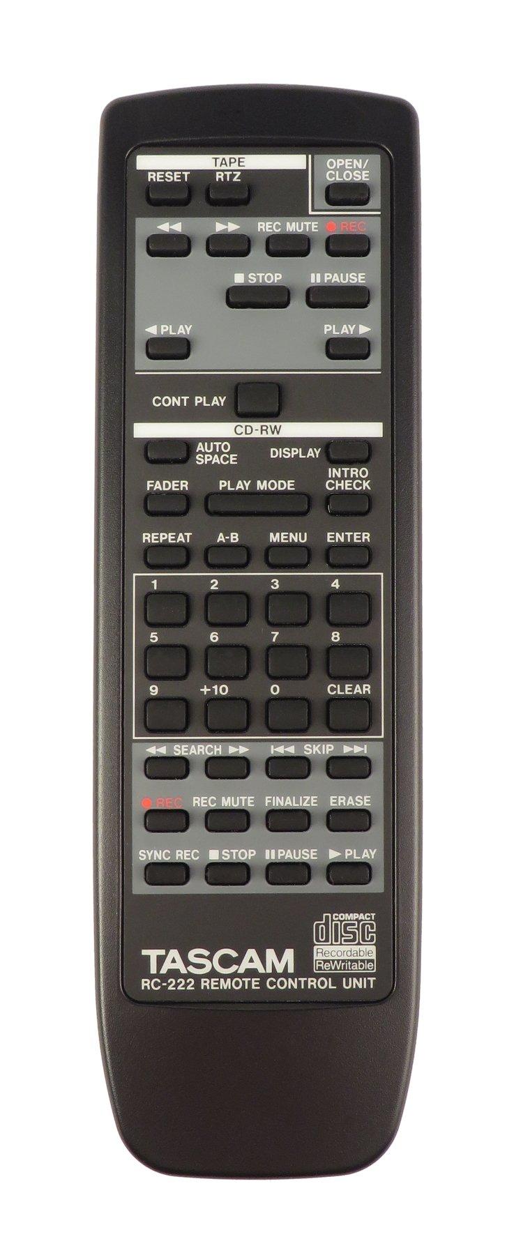 Teac 3E016170 Tascam Remote 3E016170