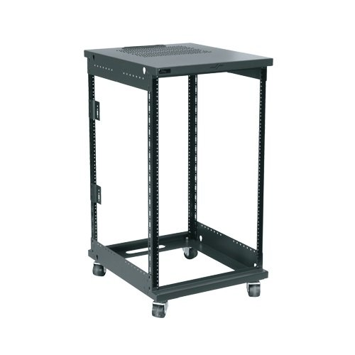 "12RU, 20"" Deep QAR Series Knock Down Rack"