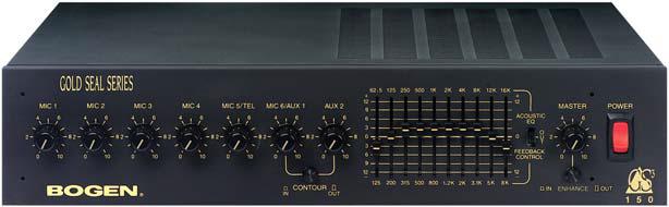 100 Watt Mixer/Amp