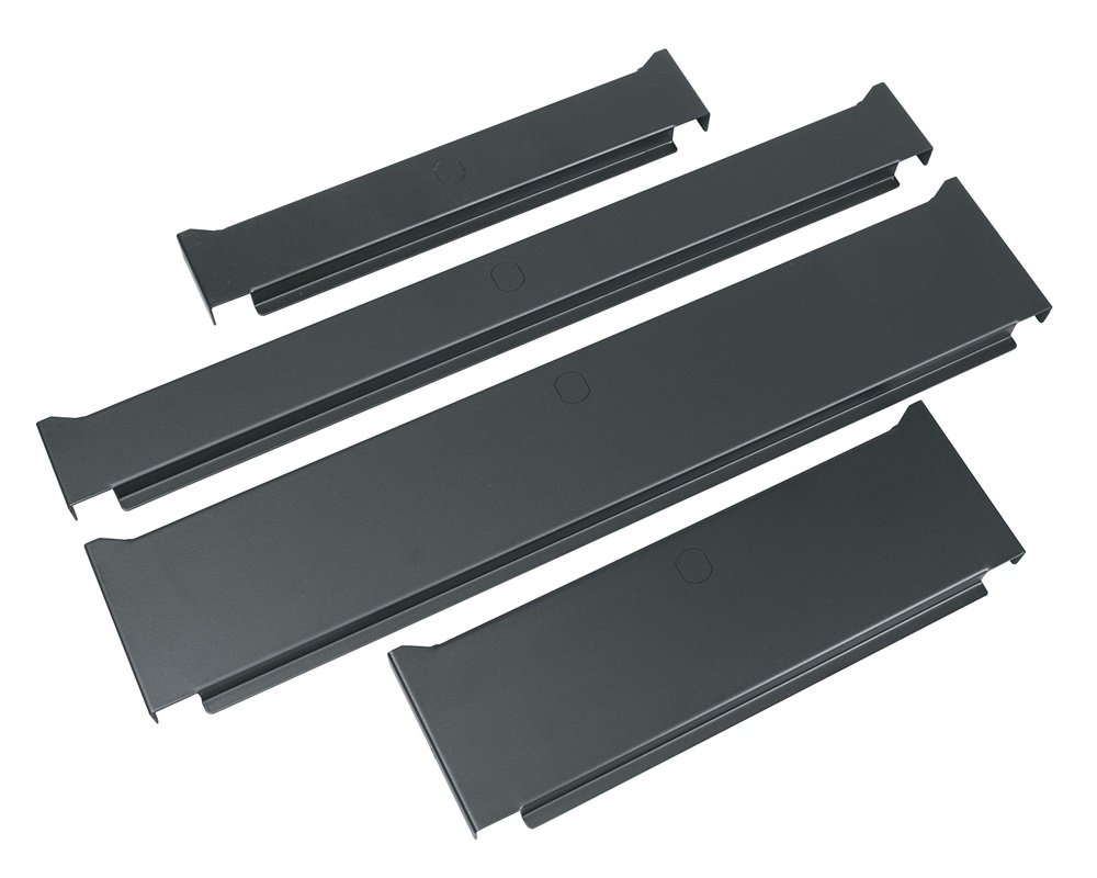 Low-Profile Height-Adjustable Surface Mount Rack