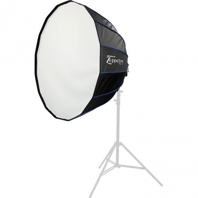 "Zeppelin 47"" Deep Parabolic Softbox (119.3 cm)"