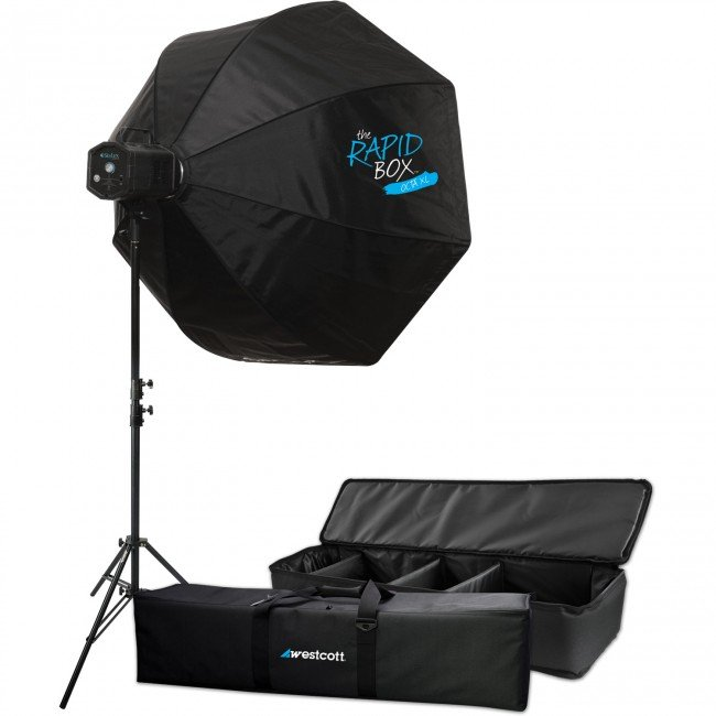 "Skylux 1-Light Kit Rapid Box XXL 48"" Octabox Kit (121.9 cm)"