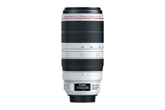 Lens, EF 100–400mm f/4.5–5.6L IS II USM